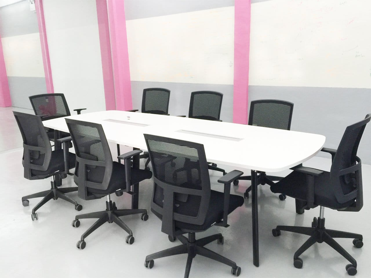 Fullerton Healthcare - Finexis Building | Products seen: [Boris Midback Office Chair]<br />
